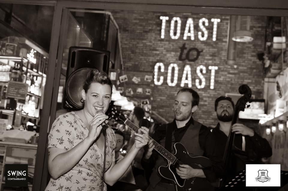 Toast Swing & Street