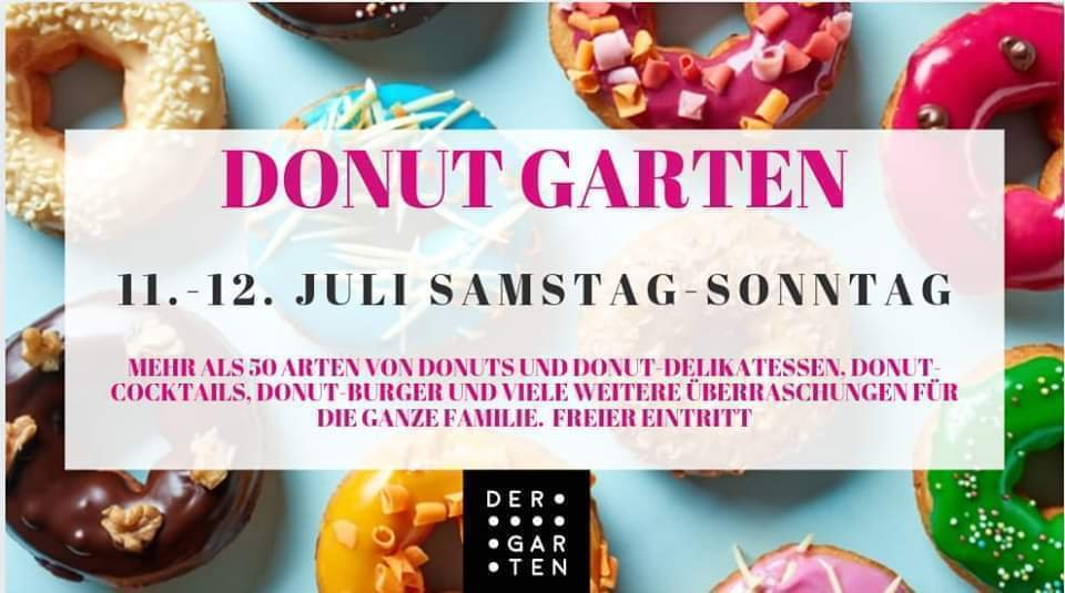 Donut Garten Eventland Top Events Places Things To Do