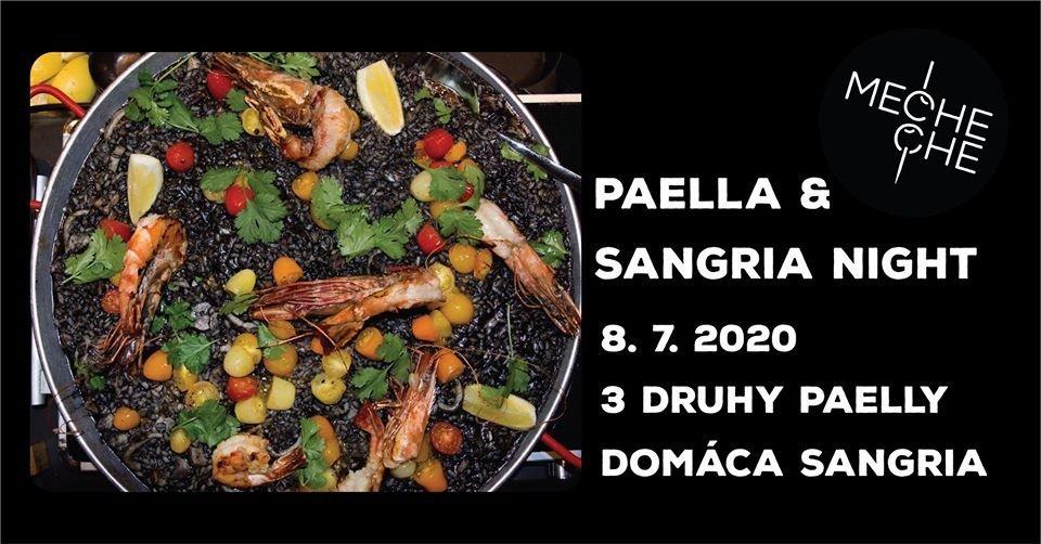 Paella Night Bratislava