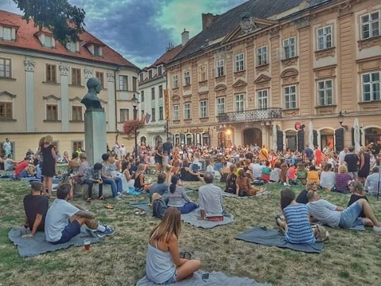 Top things to do in Bratislava in JULY