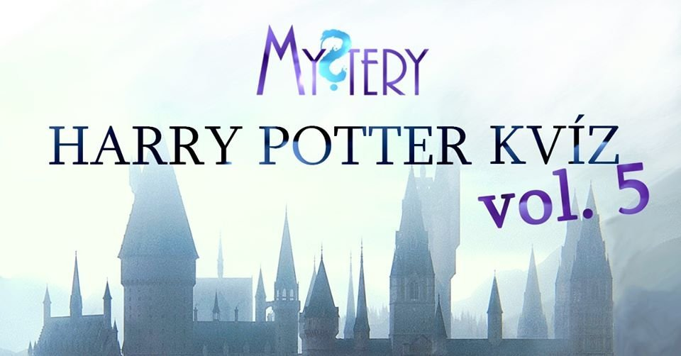 Mystery Harry Potter quiz