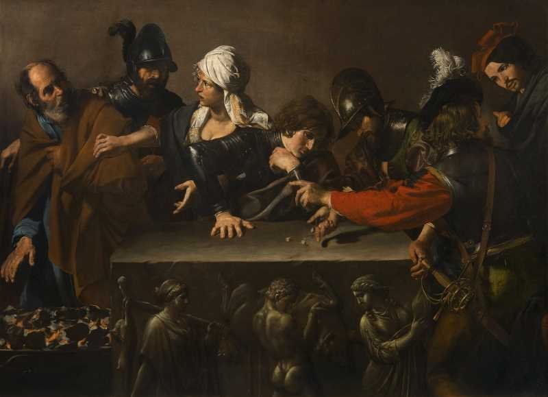 The time of Caravaggio
