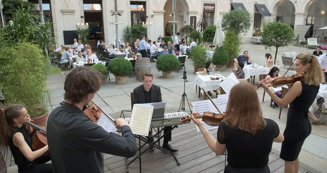Outdoor Concert Sacro Vienna