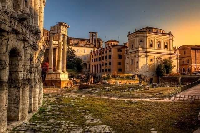 Jewish Ghetto and Tiber Island