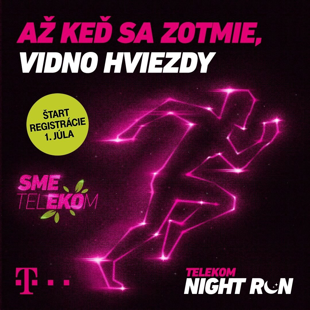 Telekom Night Run 2020 Trainings