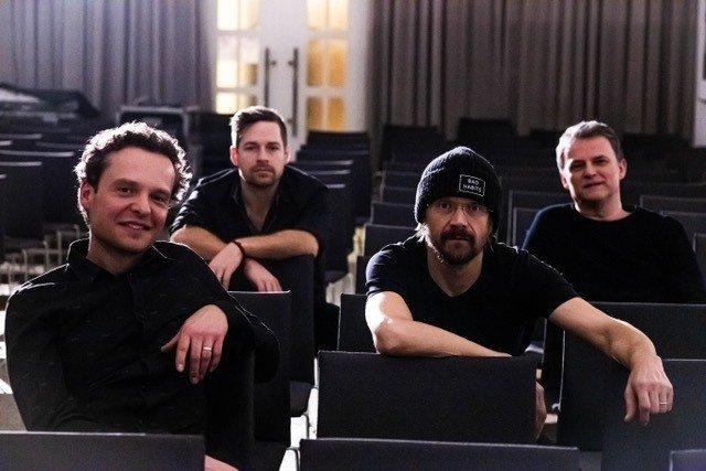 Dan Bárta & Robert Balzar Trio Bratislava