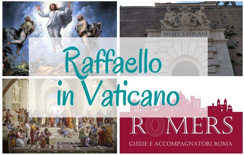 Raffaello Sanzio in the Vatican