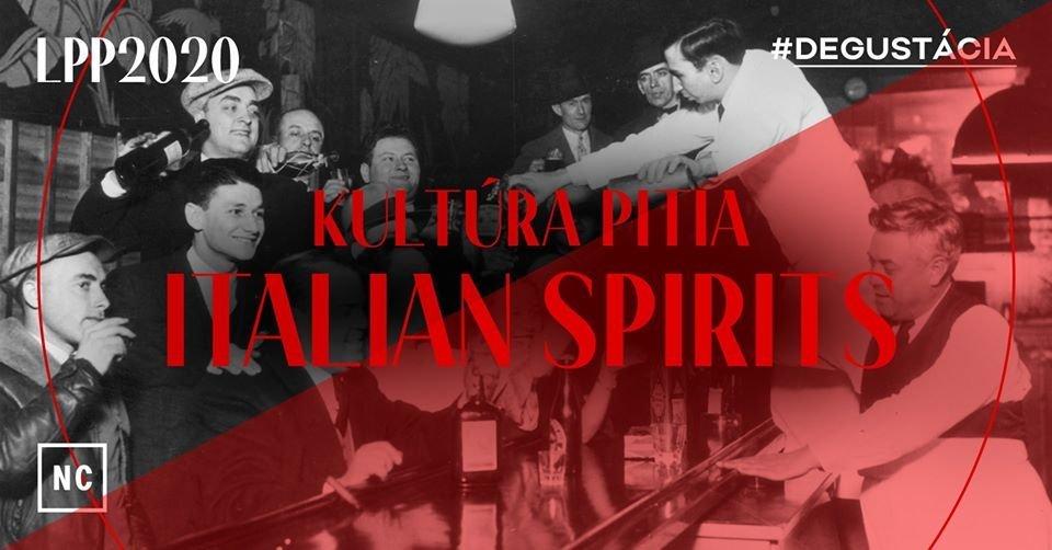 Drinking culture: Italian spirits