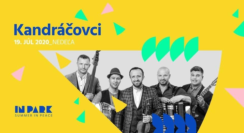 Concert Kandráčovci Bratislava