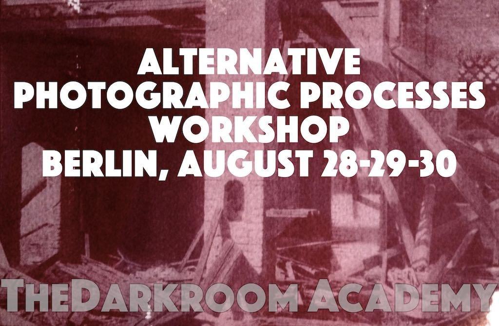 Alternative Photographic Processes | Workshop in Berlin