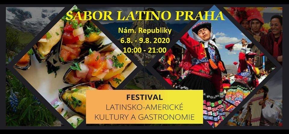 Sabor Latino Prague 2020