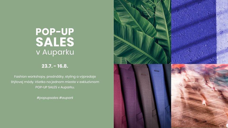Pop-Up Sales Bratislava