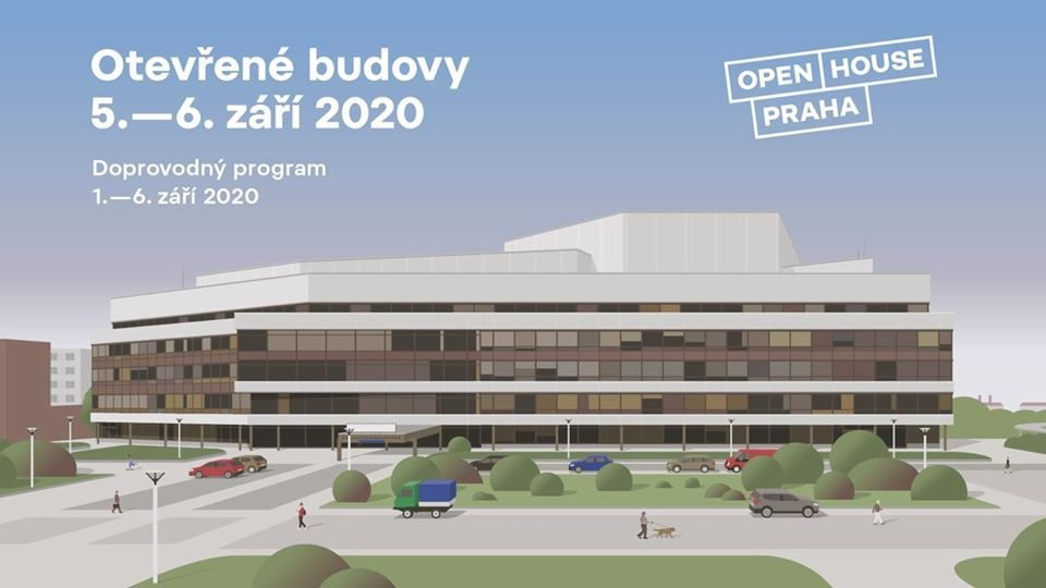 Open House Prague 2020