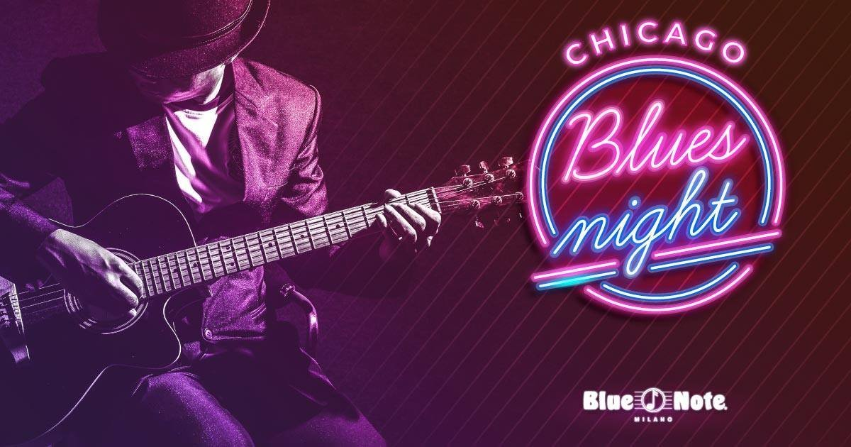 Chicago Blues Night