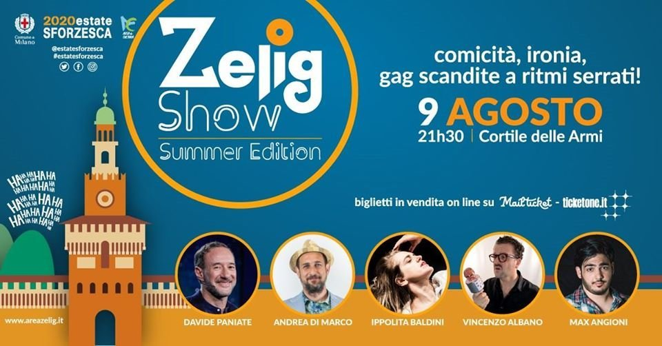 Zelig Show - Summer Edition