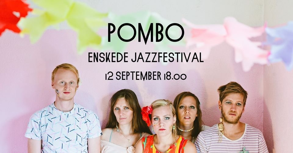Pombo at Enskede Jazz Festival