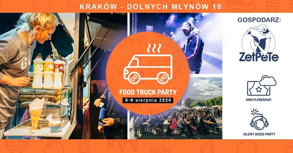 Food Truck Party Kraków