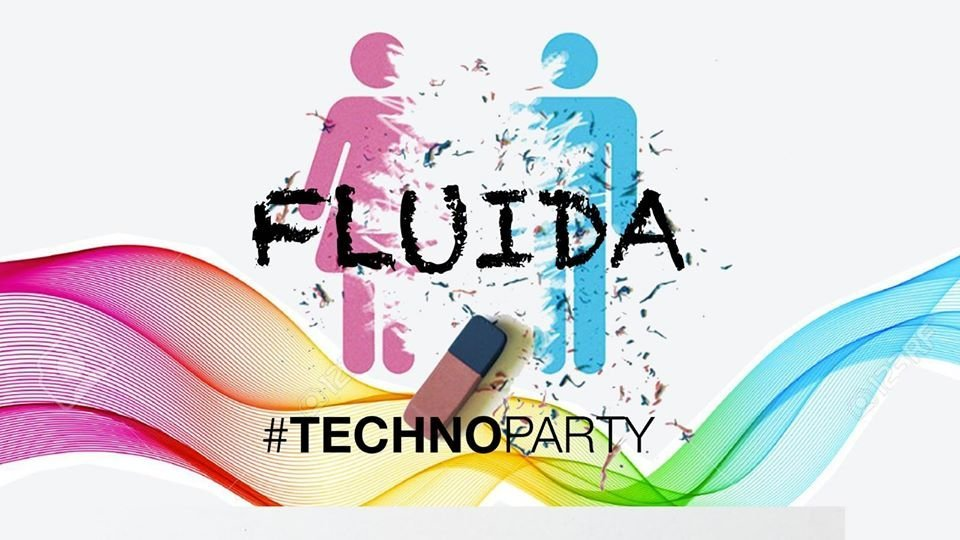 FLUIDA techno party