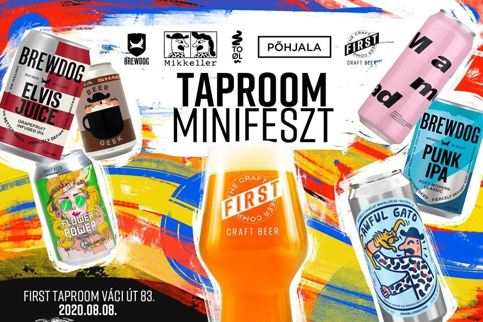 Taproom Minifest