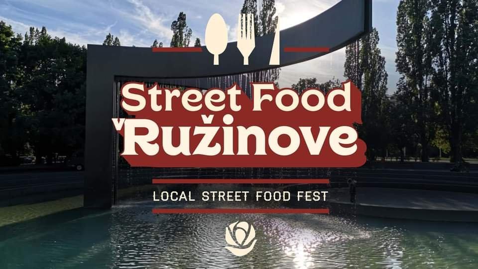 Street food at Ružinov