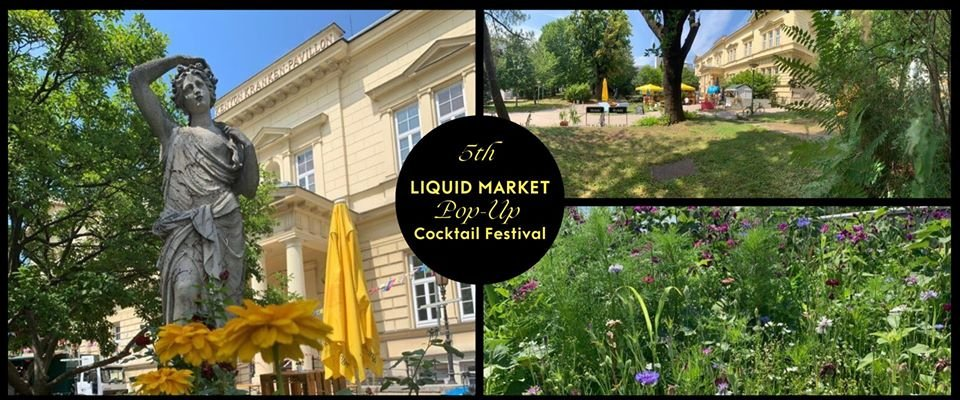 Liquid Market - Cocktail Festival