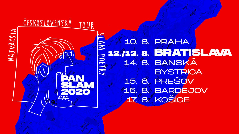 Panslam 2020 Bratislava