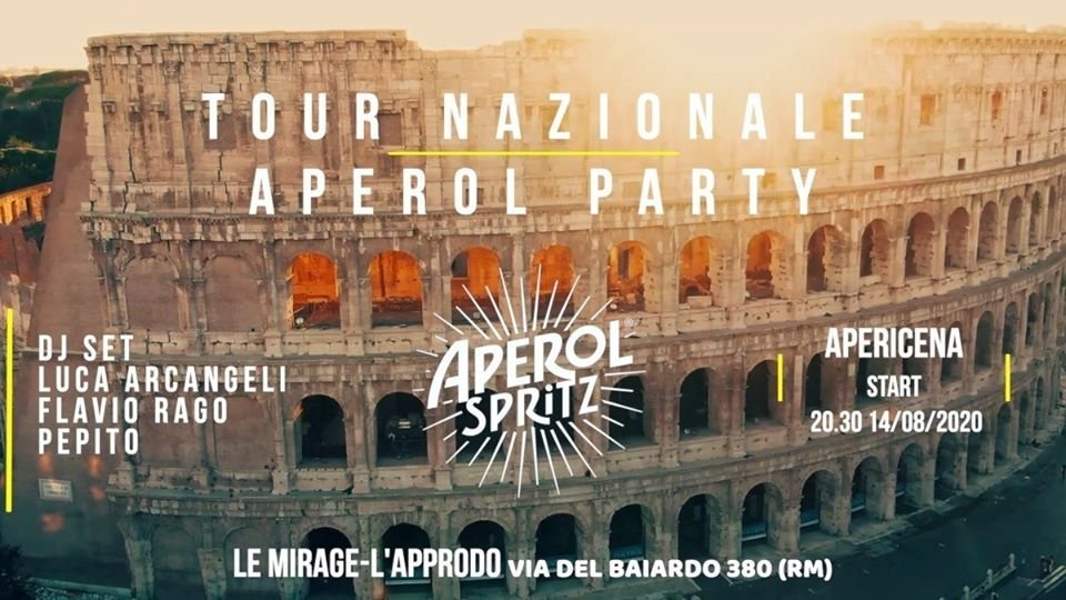 Aperol Party with Dinner