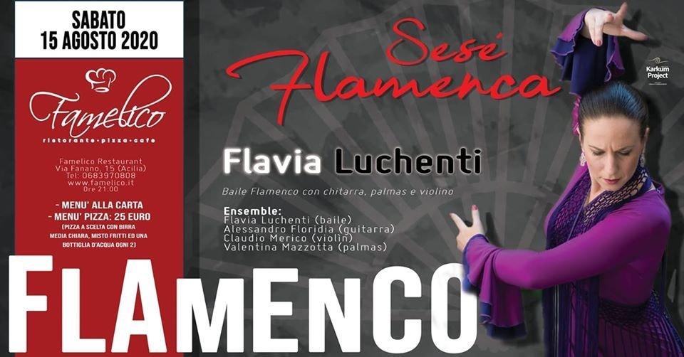 Sesé Flamenca on Ferragosto