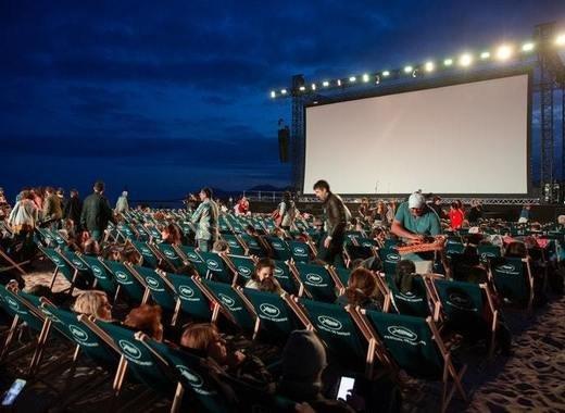 Köki Moziliget-Open air cinema