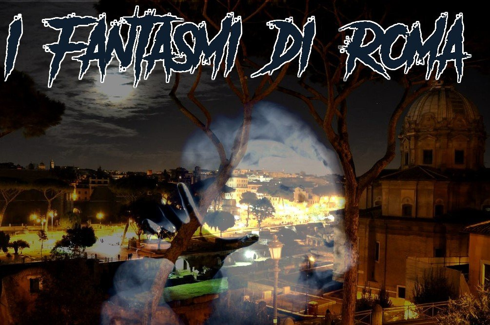 Theatrical walk: The ghosts of Rome