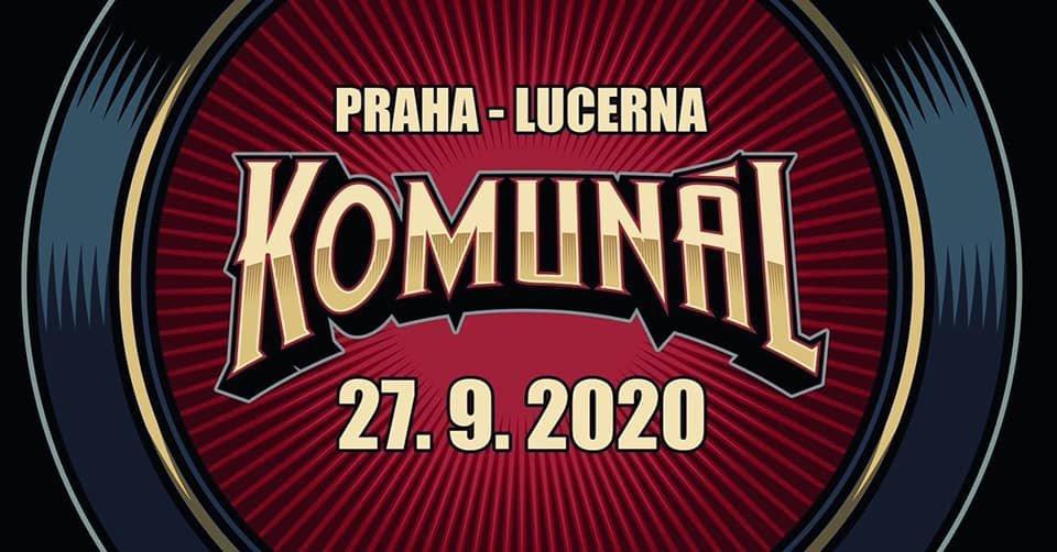 Komunál - Lucerna Prague
