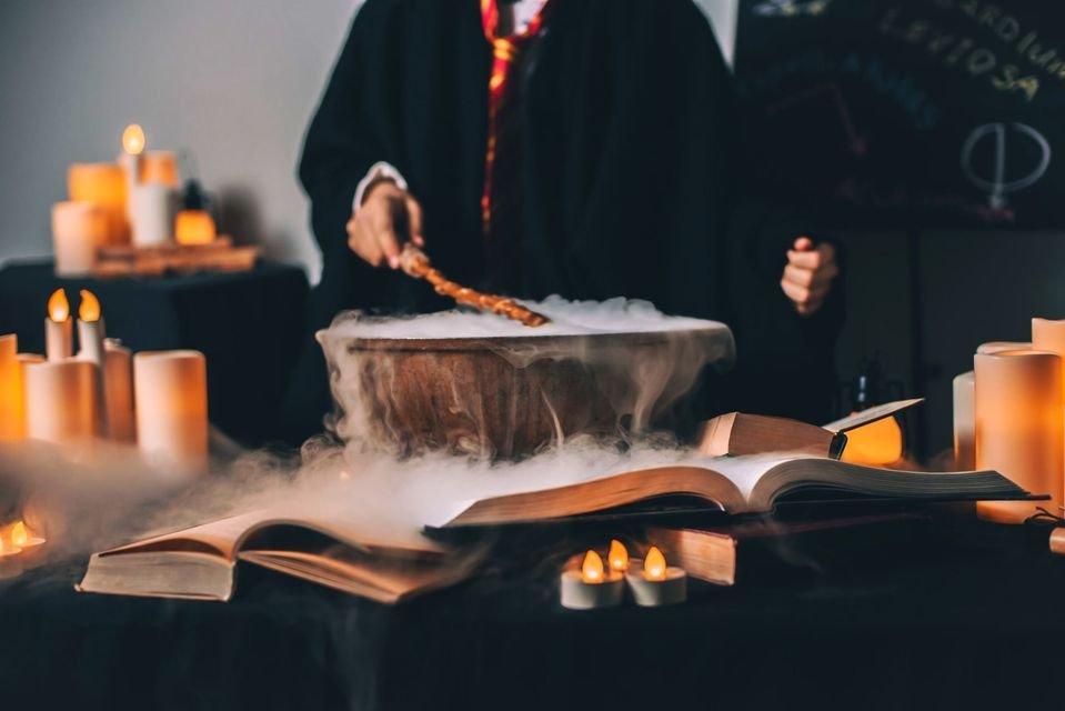 Hogwarts feast