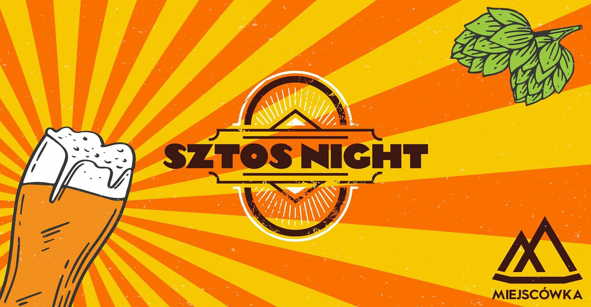 Sztos Night