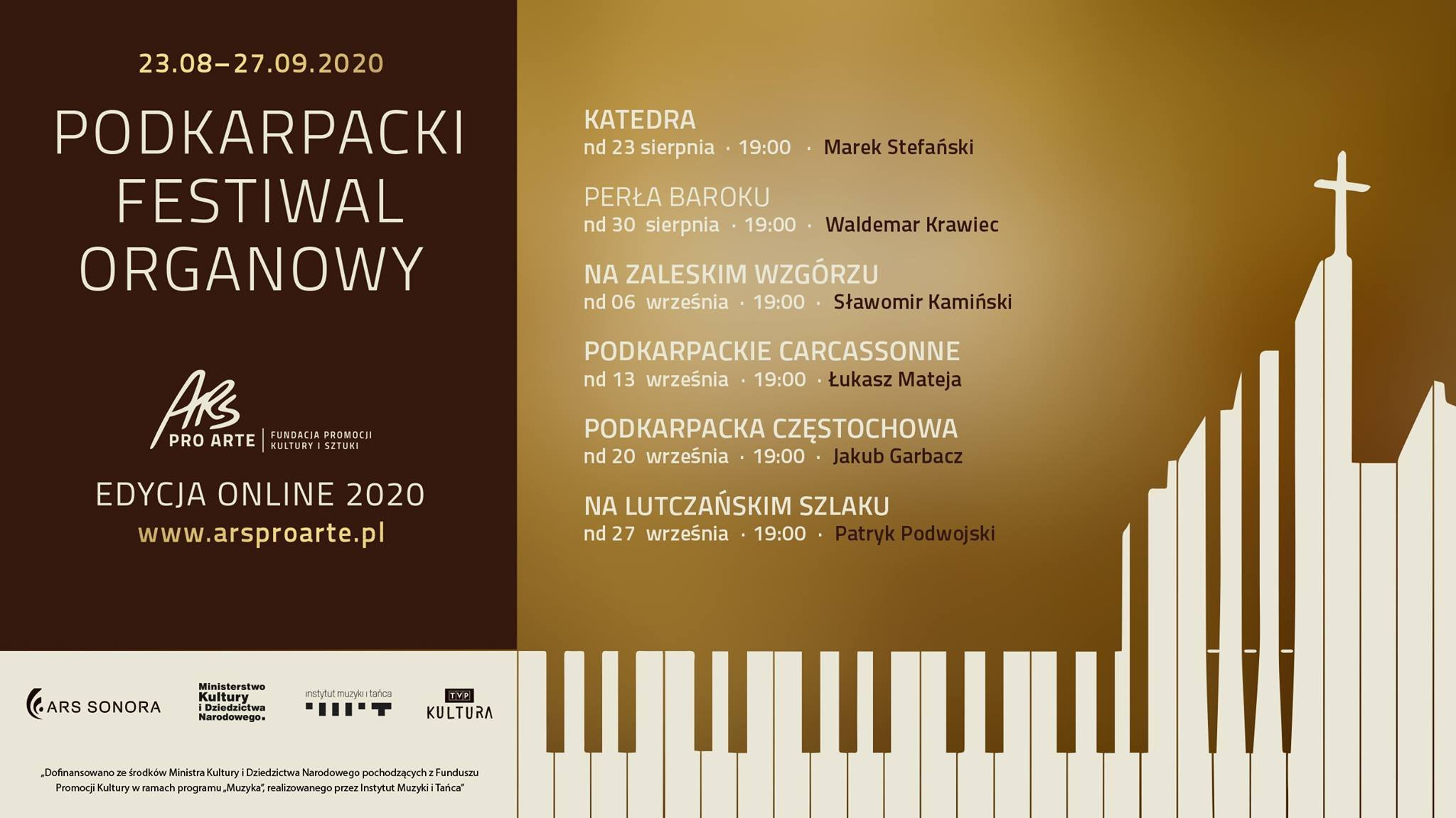 Podkarpackie Organ Festival online edition 2020