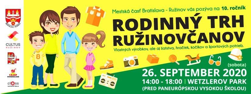 Family market Ružinov