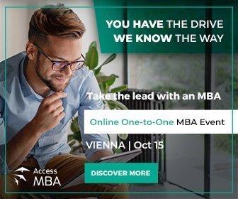 MBA programs online