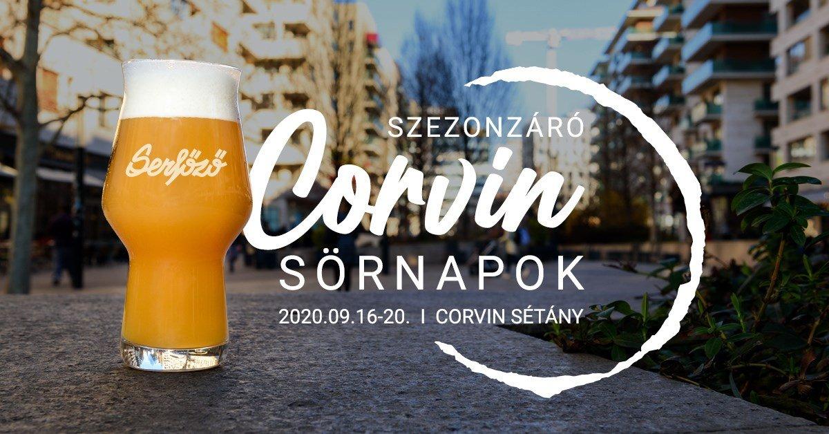 Corvin Beer Festival