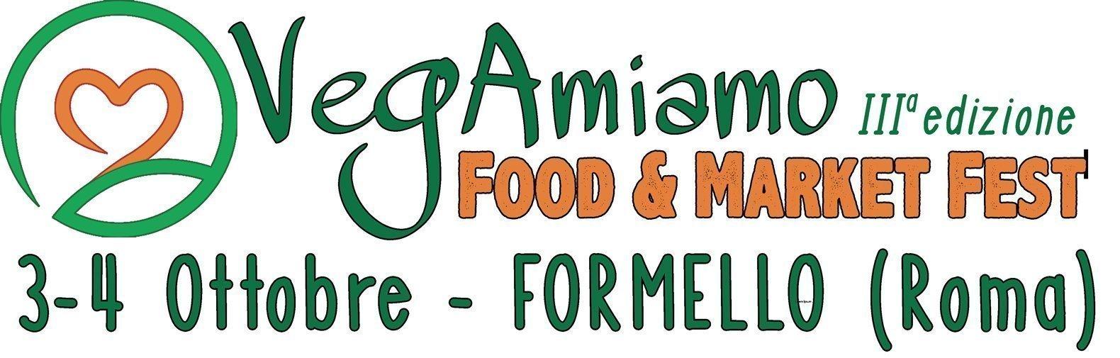 VegAmiamo Food & Market Fest Rome