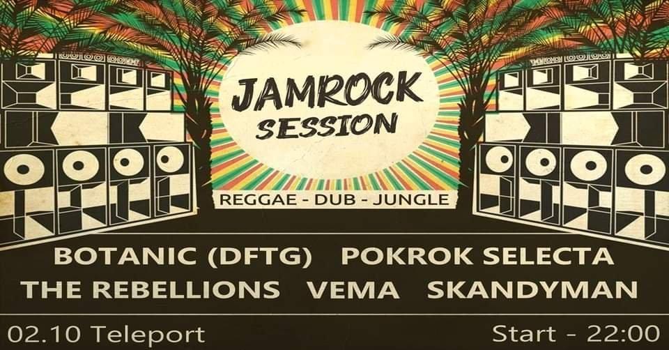 Jamrock Session Bratislava