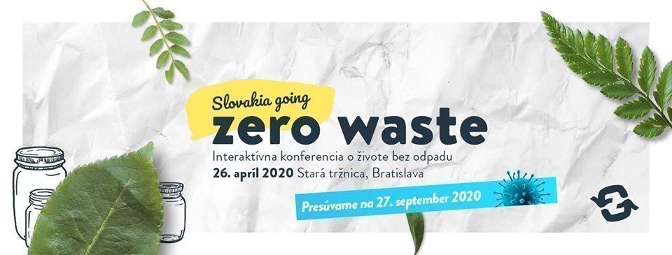 Slovakia Going Zero Waste 2020 online
