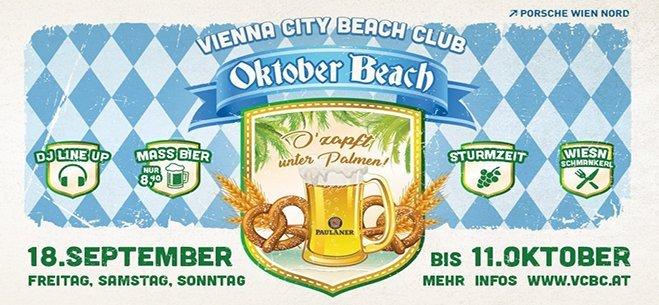 October Beach Vienna