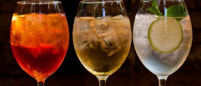 Top 4-season location for an aperitif in Rome