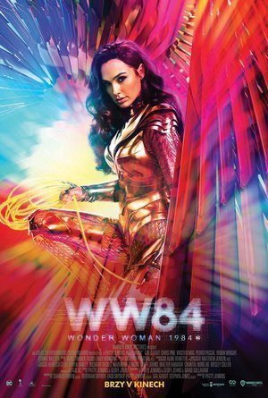 Wonder Woman 1984 in cinemas