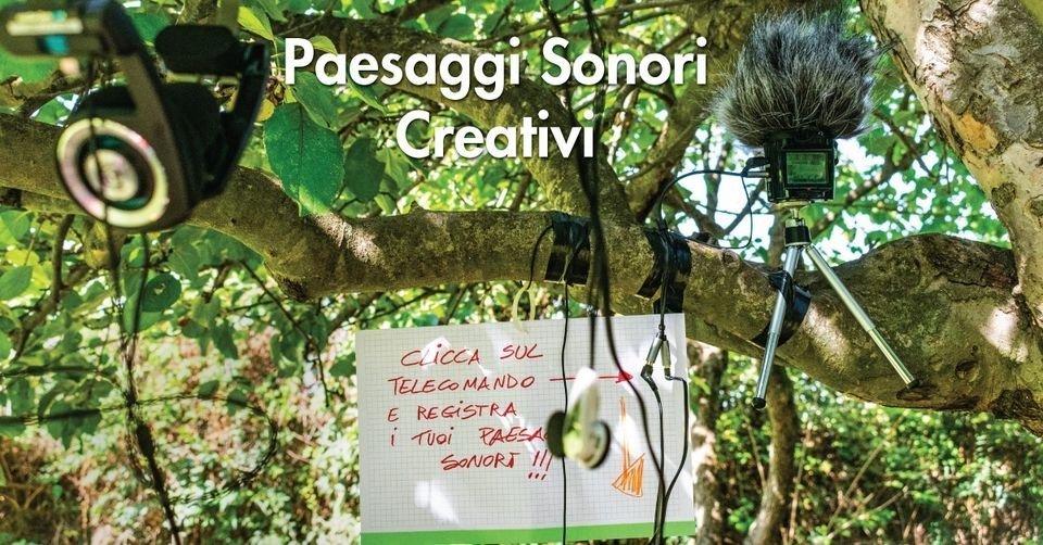 Creative Sound Landscapes