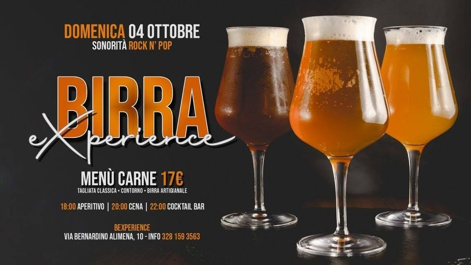 Craft beer in Rome!
