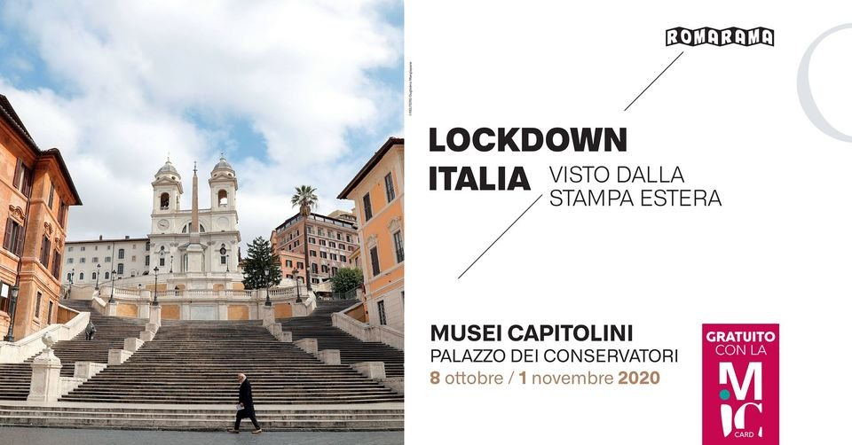 Lockdown Italy