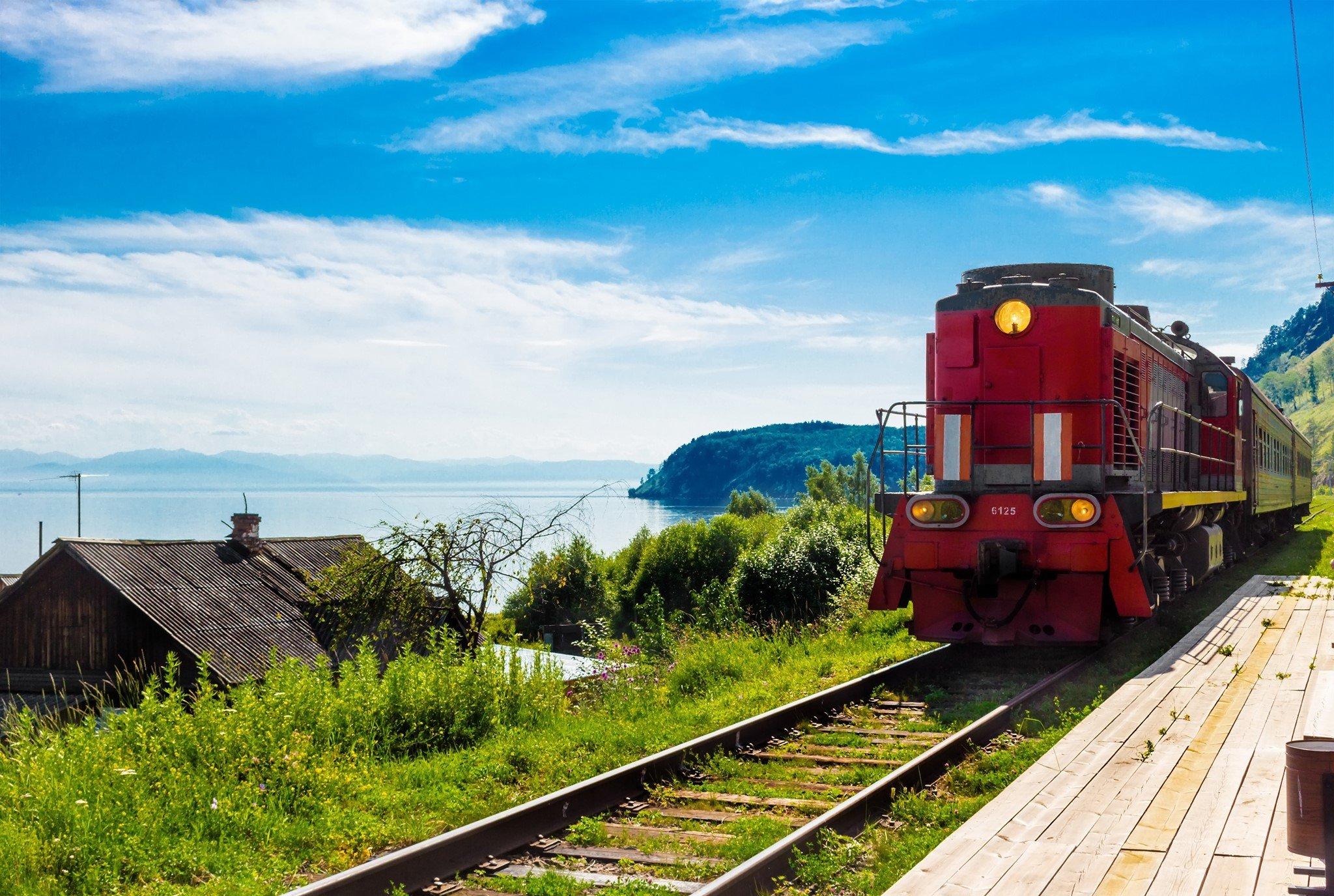 Live travel evening - Trans-Siberian Railway