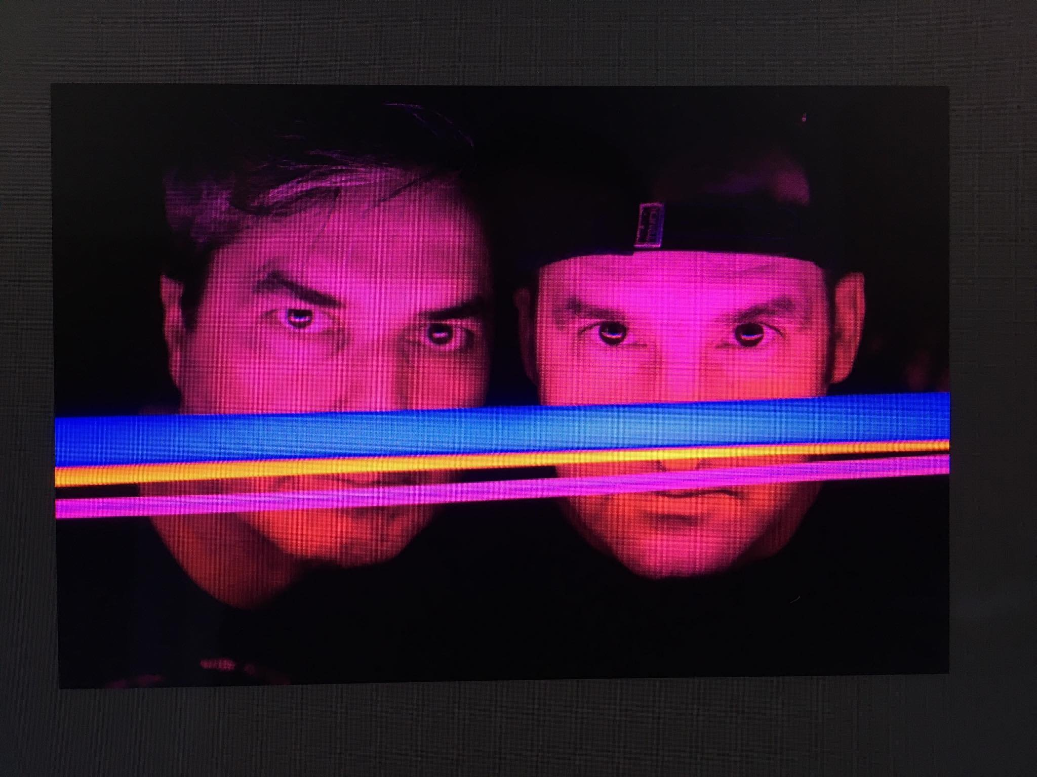 Neon Duo Prague