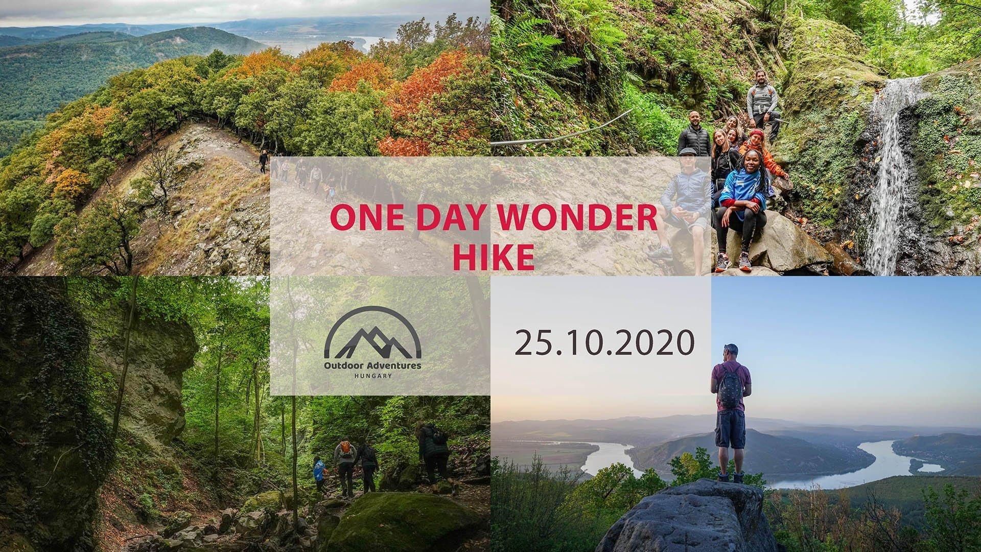One Day Wonder Hike