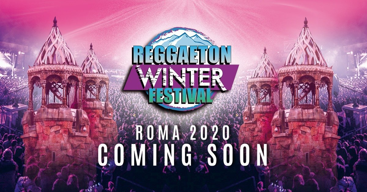 Reggaeton Winter Festival
